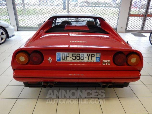 Ferrari 328 GTS - Origine POZZI - Parfait état - Courroie OK Rouge Occasion - 14