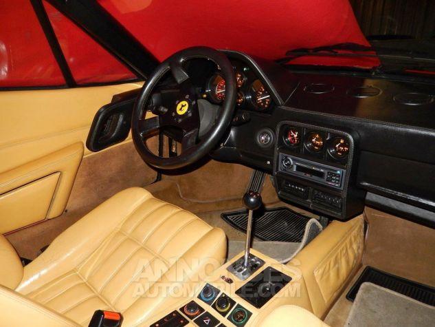 Ferrari 328 GTS - Origine POZZI - Parfait état - Courroie OK Rouge Occasion - 16