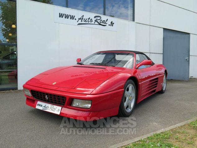 Ferrari 348 Spider Rouge Occasion - 1