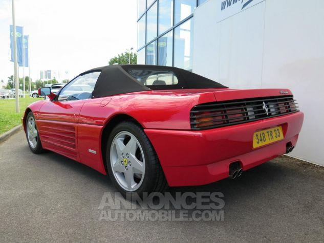 Ferrari 348 Spider Rouge Occasion - 3