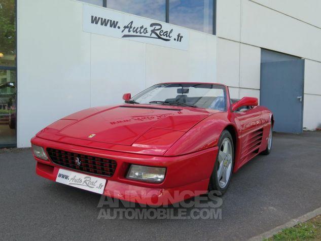 Ferrari 348 Spider Rouge Occasion - 4
