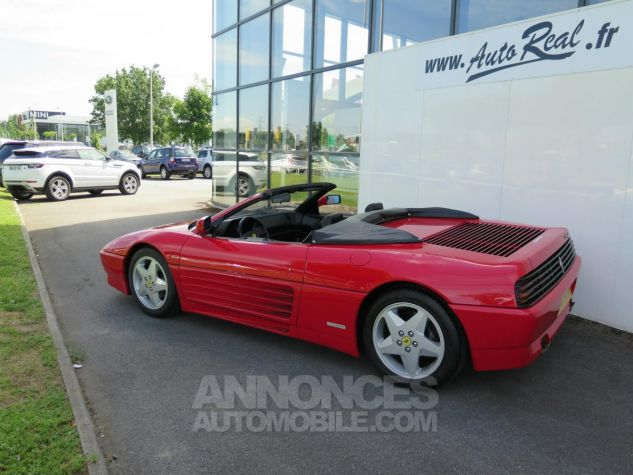 Ferrari 348 Spider Rouge Occasion - 5