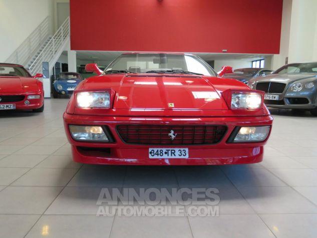 Ferrari 348 Spider Rouge Occasion - 14
