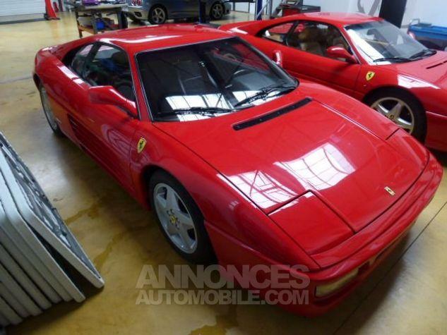 Ferrari 348 TB 2.7 Rouge Occasion - 0