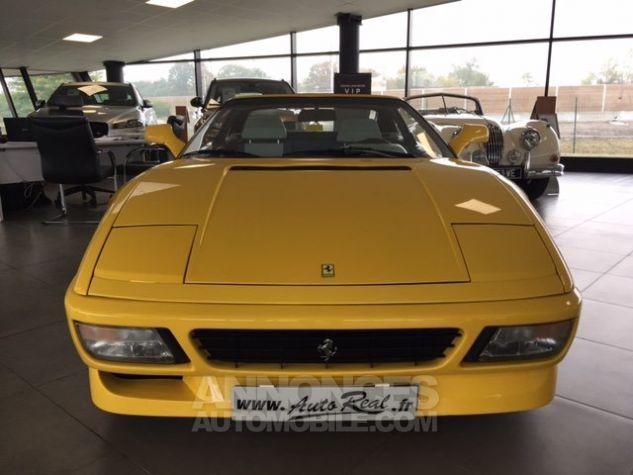 Ferrari 348 TS  Giallo Occasion - 6