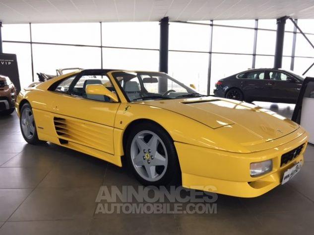 Ferrari 348 TS  Giallo Occasion - 7