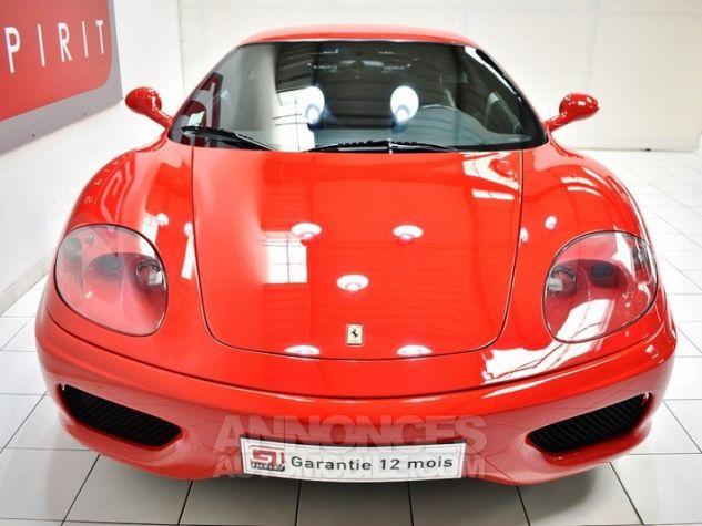 Ferrari 360 Modena F1 Rosso Corsa  322 DS Occasion - 3