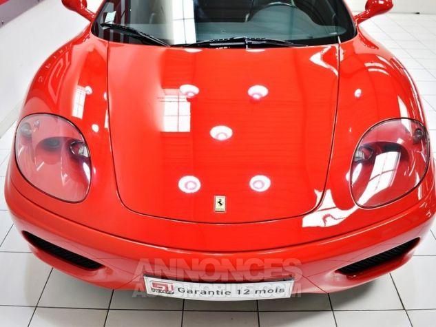 Ferrari 360 Modena F1 Rosso Corsa  322 DS Occasion - 9