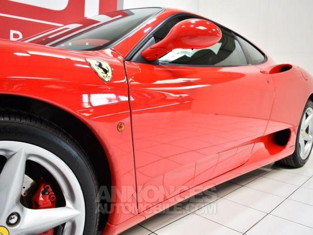 Ferrari 360 Modena F1 Rosso Corsa  322 DS Occasion - 11