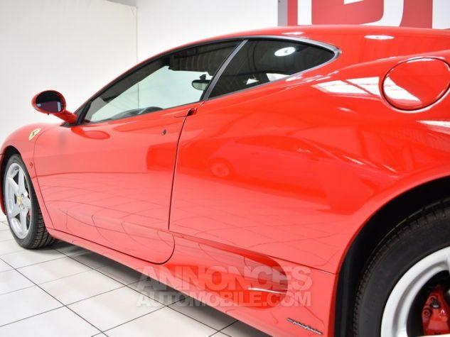 Ferrari 360 Modena F1 Rosso Corsa  322 DS Occasion - 12