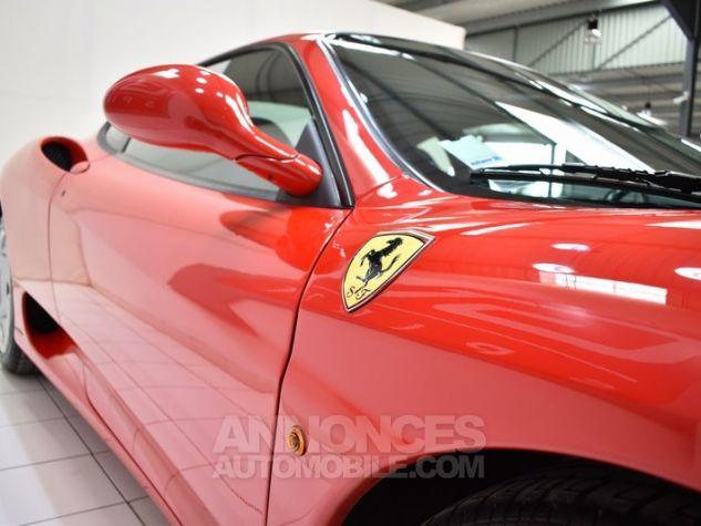 Ferrari 360 Modena F1 Rosso Corsa  322 DS Occasion - 19