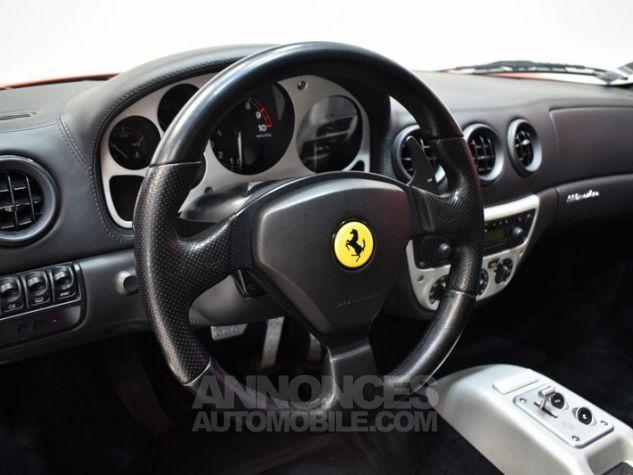 Ferrari 360 Modena F1 Rosso Corsa  322 DS Occasion - 30