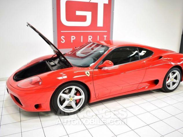 Ferrari 360 Modena F1 Rosso Corsa  322 DS Occasion - 33