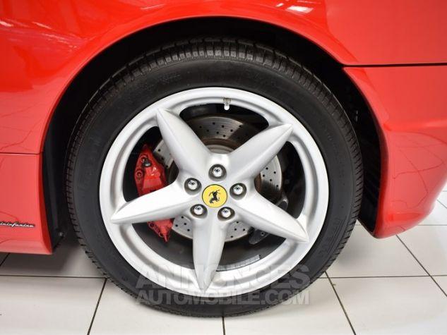 Ferrari 360 Modena F1 Rosso Corsa  322 DS Occasion - 42