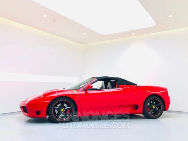 Ferrari 360 Modena Spider F1 Rouge Rosso Corsa Occasion - 6