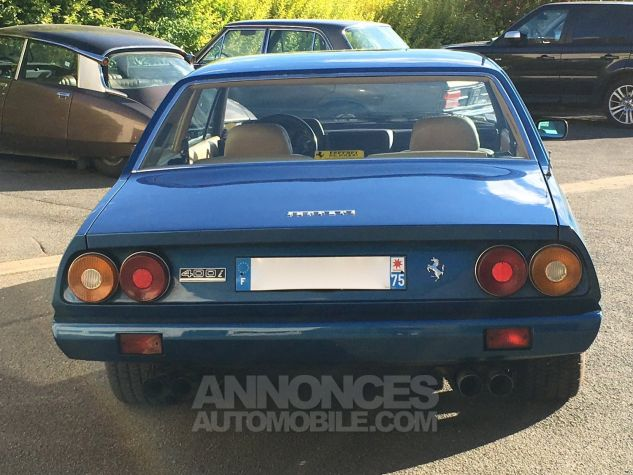 Ferrari 400 I Bleu Occasion - 1