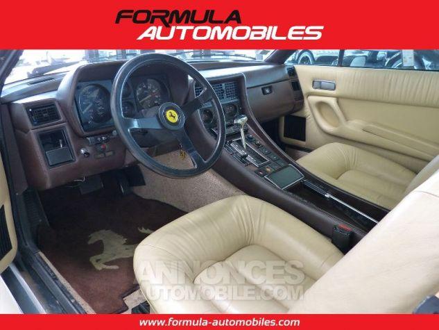 Ferrari 400 i V12 GRIS Occasion - 5