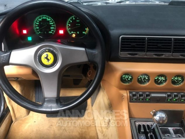 Ferrari 456 GT BLEU Occasion - 6