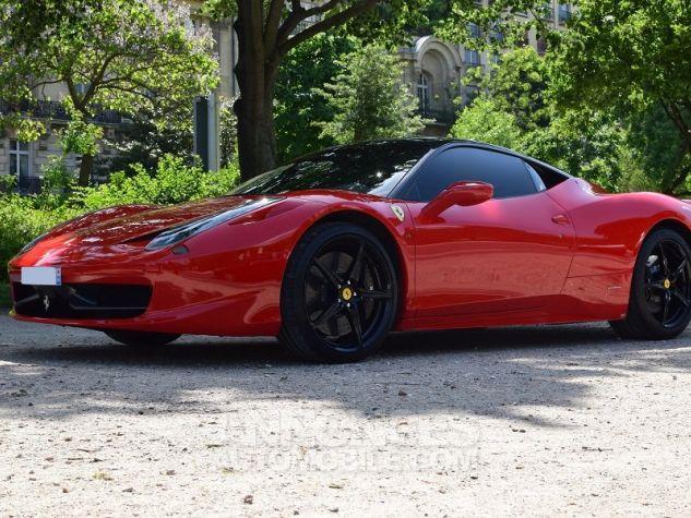 Ferrari 458 ITALA Rouge métal Occasion - 1