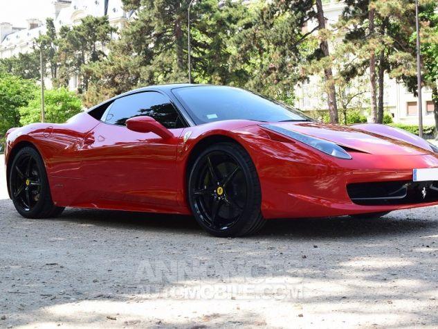 Ferrari 458 ITALA Rouge métal Occasion - 2
