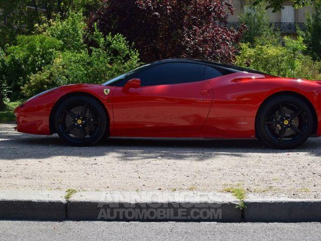 Ferrari 458 ITALA Rouge métal Occasion - 5