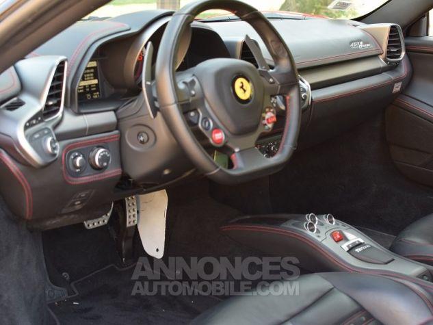 Ferrari 458 ITALA Rouge métal Occasion - 7