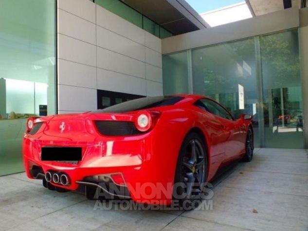 Ferrari 458 PACK CARBONE Rosso Scuderia  Occasion - 2