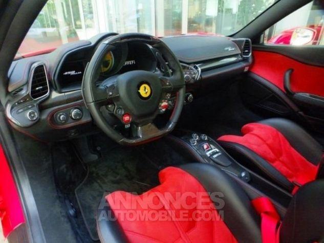 Ferrari 458 PACK CARBONE Rosso Scuderia  Occasion - 3