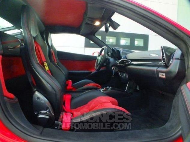Ferrari 458 PACK CARBONE Rosso Scuderia  Occasion - 5