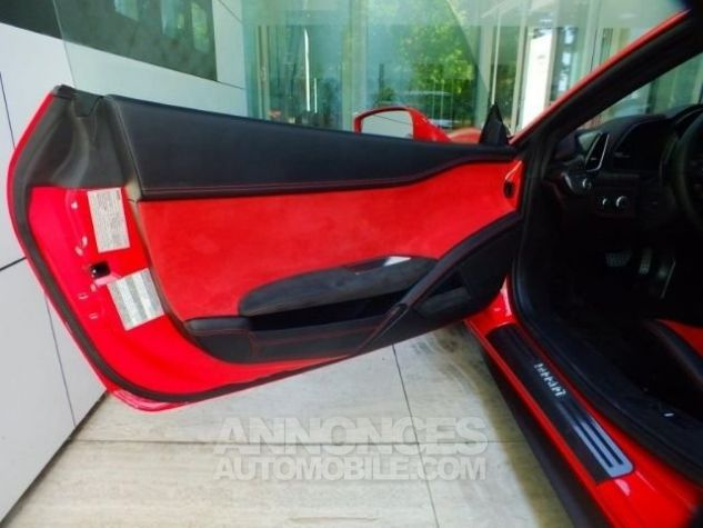 Ferrari 458 PACK CARBONE Rosso Scuderia  Occasion - 8