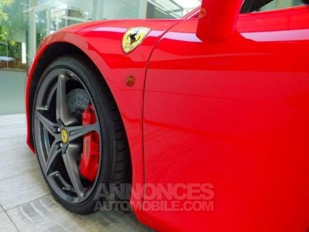 Ferrari 458 PACK CARBONE Rosso Scuderia  Occasion - 9