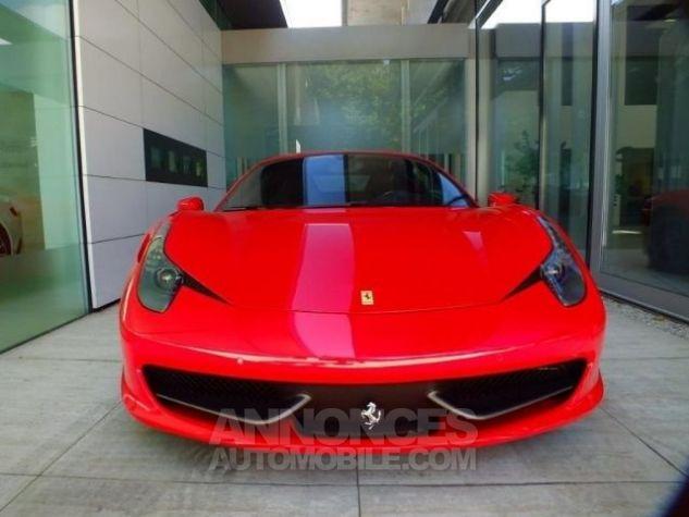 Ferrari 458 PACK CARBONE Rosso Scuderia  Occasion - 11