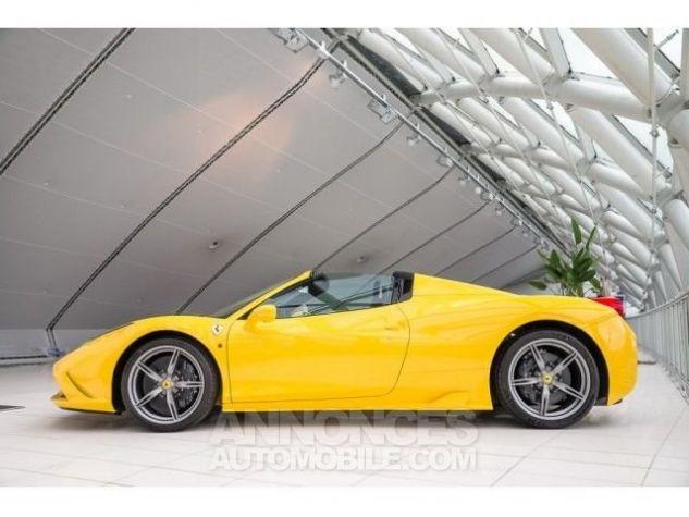 Ferrari 458 SA Special Aperta jaune Occasion - 2