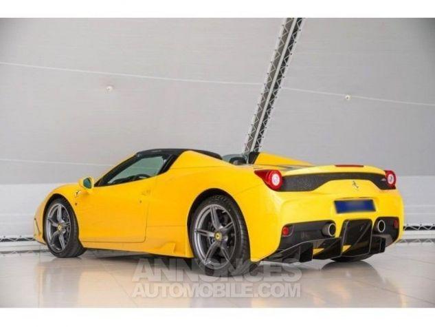 Ferrari 458 SA Special Aperta jaune Occasion - 3