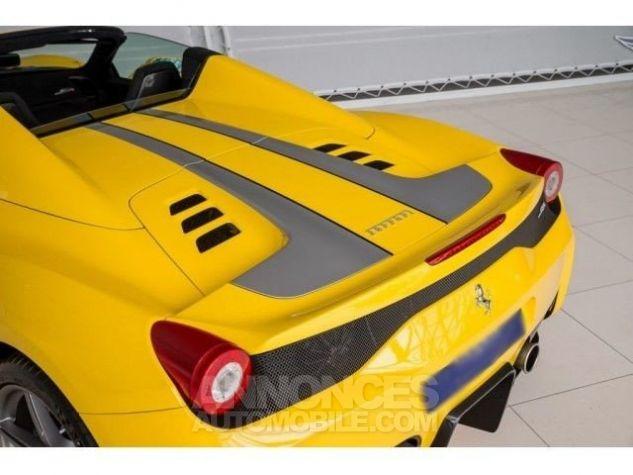 Ferrari 458 SA Special Aperta jaune Occasion - 6