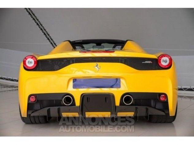 Ferrari 458 SA Special Aperta jaune Occasion - 8