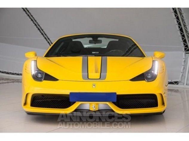 Ferrari 458 SA Special Aperta jaune Occasion - 9