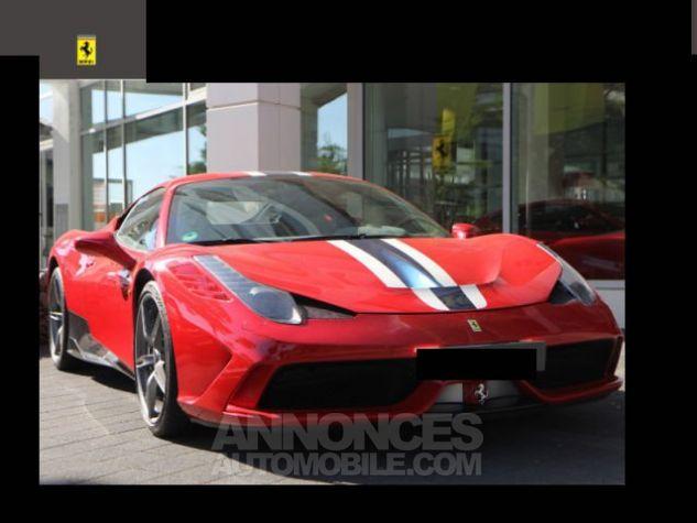 Ferrari 458 SPECIALE  Rosso Corsa Occasion - 1