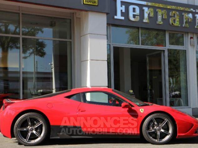 Ferrari 458 SPECIALE  Rosso Corsa Occasion - 3