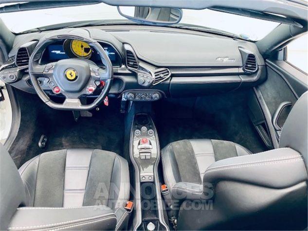 Ferrari 458 Italia SPIDER Blanc Occasion - 1