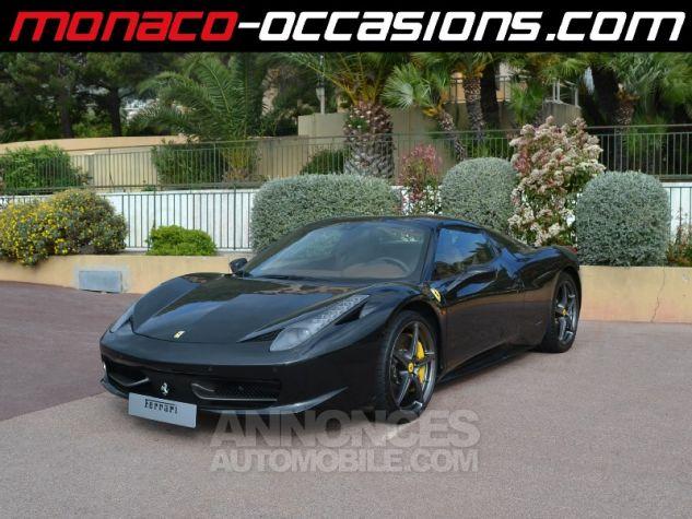 Ferrari 458 Spider V8 4.5 Nero Daytona Occasion - 1