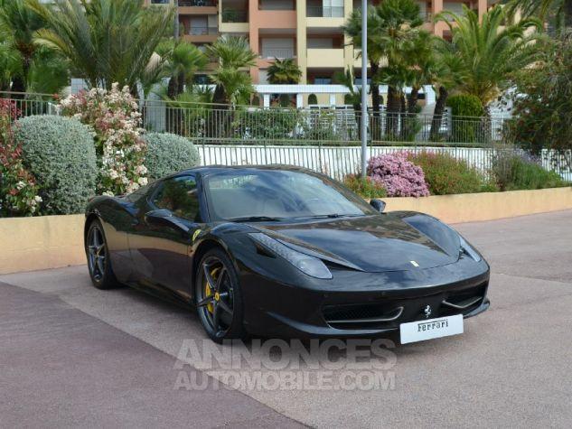 Ferrari 458 Spider V8 4.5 Nero Daytona Occasion - 3
