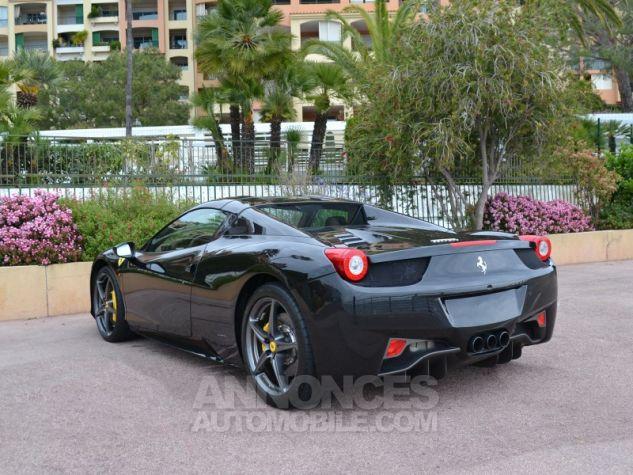 Ferrari 458 Spider V8 4.5 Nero Daytona Occasion - 5