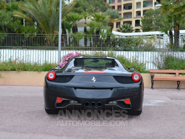 Ferrari 458 Spider V8 4.5 Nero Daytona Occasion - 6