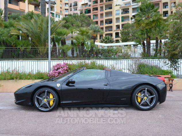 Ferrari 458 Spider V8 4.5 Nero Daytona Occasion - 7