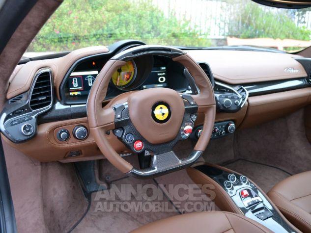 Ferrari 458 Spider V8 4.5 Nero Daytona Occasion - 8