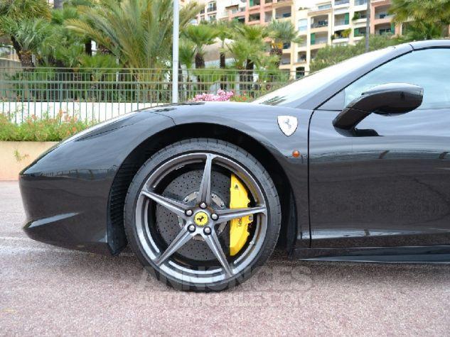 Ferrari 458 Spider V8 4.5 Nero Daytona Occasion - 10
