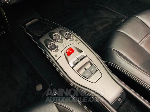 Ferrari 458 Italia V8 4.5 Spider Blanc Bianco Avus Occasion - 7