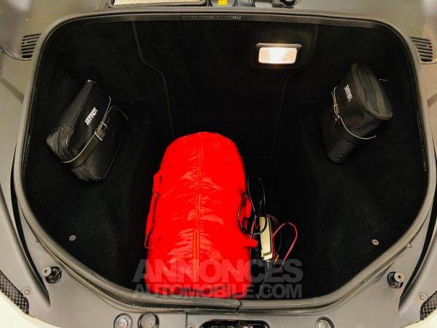 Ferrari 458 Italia V8 4.5 Spider Blanc Bianco Avus Occasion - 14