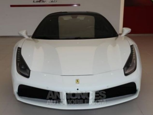 Ferrari 488 GTB  Bianco Avus Occasion - 7